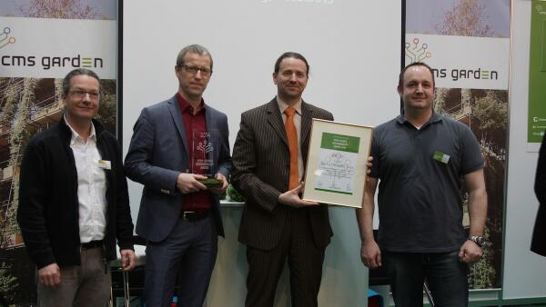 Open Source Sustainability Award 2014